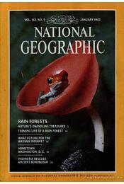 National Geographic 1983 January - Garrett, Wilbur E. - Régikönyvek
