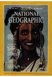 National Geographic 1983 October - Garrett, Wilbur E. - Régikönyvek