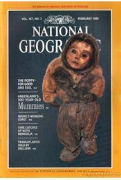 National geographic 1985 February - Garrett, Wilbur E. - Régikönyvek