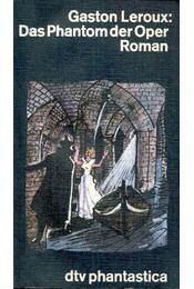 Das Phantom der Oper - Gaston Leroux - Régikönyvek