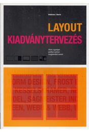 Layout - Kiadványtervezés - Gavin Ambrose, Paul Harris - Régikönyvek