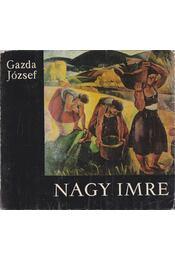 Nagy Imre (dedikált) - Gazda József - Régikönyvek
