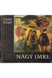 Nagy Imre - Gazda József - Régikönyvek