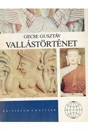 Vallástörténet - Gecse Gusztáv - Régikönyvek