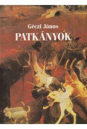 Patkányok - Géczi János - Régikönyvek