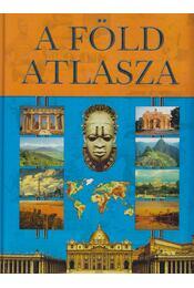 A Föld atlasza - Géczi Zoltán, Sipos Norbert - Régikönyvek