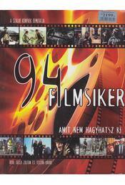 94 filmsiker, amit nem hagyhatsz ki - Géczi Zoltán, Teszár Dávid - Régikönyvek