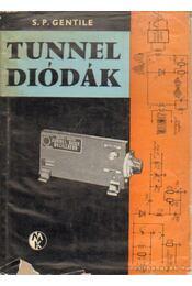 Tunneldiódák - Gentile, S. P. - Régikönyvek