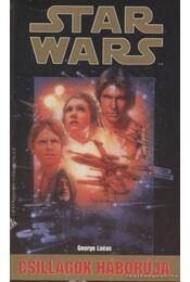 Csillagok háborúja - George Lucas - Régikönyvek