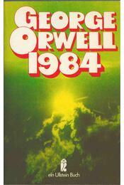 1984 - George Orwell - Régikönyvek