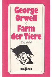 Farm der Tiere - George Orwell - Régikönyvek