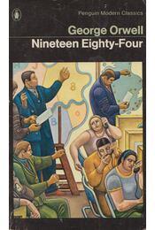 Nineteen Eighty-Four - George Orwell - Régikönyvek