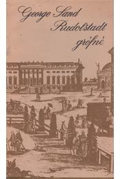 Rudolstadt grófné - George Sand - Régikönyvek
