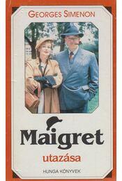 Maigret utazása - Georges Simenon - Régikönyvek