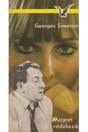 Maigret védekezik - Georges Simenon - Régikönyvek