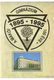 A Makói Gimnázium 100 éve 1885-1995 - Gera Tibor - Régikönyvek
