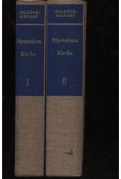Mysterium Kirche I-II. - Holböck, Ferdinand, Sartory, Thomas - Régikönyvek