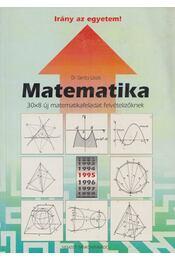 Matematika - Irány az egyetem - Gerőcs László dr. - Régikönyvek