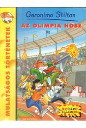 Az olimpia hőse - Geronimo Stilton - Régikönyvek