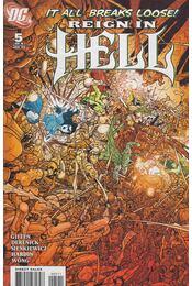 Reign in Hell 5. - Giffen, Keith, Derenick, Tom - Régikönyvek