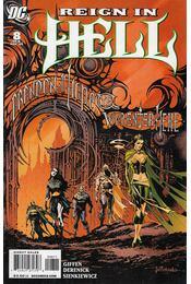 Reign in Hell 8. - Giffen, Keith, Derenick, Tom - Régikönyvek