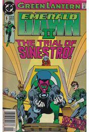 Green Lantern: Emerald Dawn II 6. - Giffen, Keith, Jones, Gerard, Bright, MD - Régikönyvek