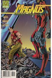 Magnus Robot Fighter Vol. 1. No. 62 - Giffen, Keith, Kobasic, Kevin - Régikönyvek