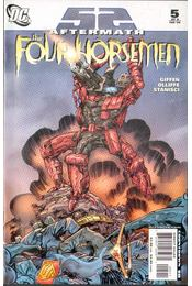 52 Aftermath: The Four Horseman 5. - Giffen, Keith, Olliffe, Pat - Régikönyvek