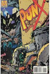 Punx Vol. 1 No. 1 - Giffen, Keith - Régikönyvek