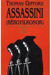 Assassini - Gifford, Thomas - Régikönyvek