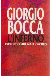L'Inferno - Giogio Bocca - Régikönyvek