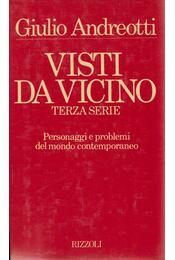 Visti da vicino - Giulio Andreotti - Régikönyvek