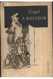A revizor - Gogol - Régikönyvek