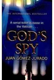 God's Spy - GÓMEZ-JURADO, JUAN - Régikönyvek