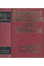 Moderne Bibliothek des Wissens 3. - Gööck, Roland - Régikönyvek