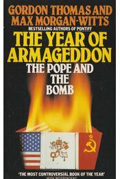The Year of Armageddon - Gordon Thomas, Max Morgan-Witts - Régikönyvek