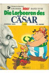 Die Lorbeeren des Cäsar - Goscinny - Régikönyvek