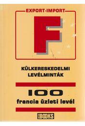 Külkereskedelmi levélminták - Gragnic, Stéphane - Régikönyvek