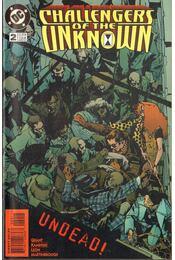 Challengers of the Unknown 2. - Grant, Steve, Leon, John Paul - Régikönyvek