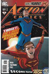 Action Comics 883. - Greg Rucka, Eric Trautmann, Perez, Pere - Régikönyvek