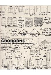 Groborne - Régikönyvek