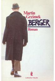 Berger - Grzimek, Martin - Régikönyvek