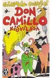 Don Camillo kisvilága (dedikált) - Guareschi, Giovannino - Régikönyvek