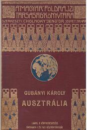 Ausztrália - Gubányi Károly - Régikönyvek