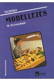 Modellezés - Gulay Lajosné, Nagy Attiláné, Urbánfy Istvánné - Régikönyvek