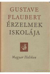 Érzelmek iskolája - Gustave Flaubert - Régikönyvek