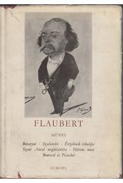 Gustave Flaubert Művei II. - Gustave Flaubert - Régikönyvek