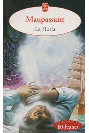 Le Horla - Guy de Maupassant - Régikönyvek