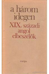 A három idegen I. kötet - Gy. Horváth László - Régikönyvek
