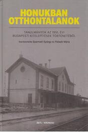 Honukban otthontalanok (dedikált) - Gyarmati György, Palasik Mária - Régikönyvek